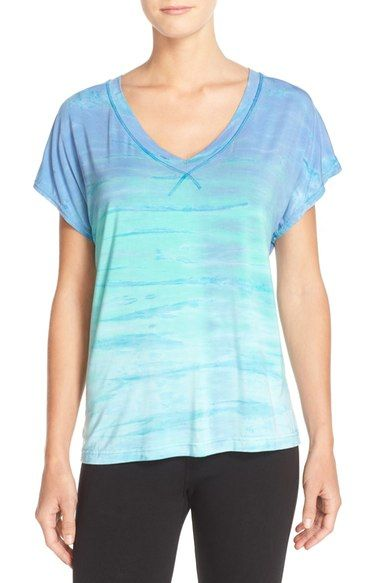 Hard Tail 'Siro' Slouchy V-Neck Tee available at #Nordstrom