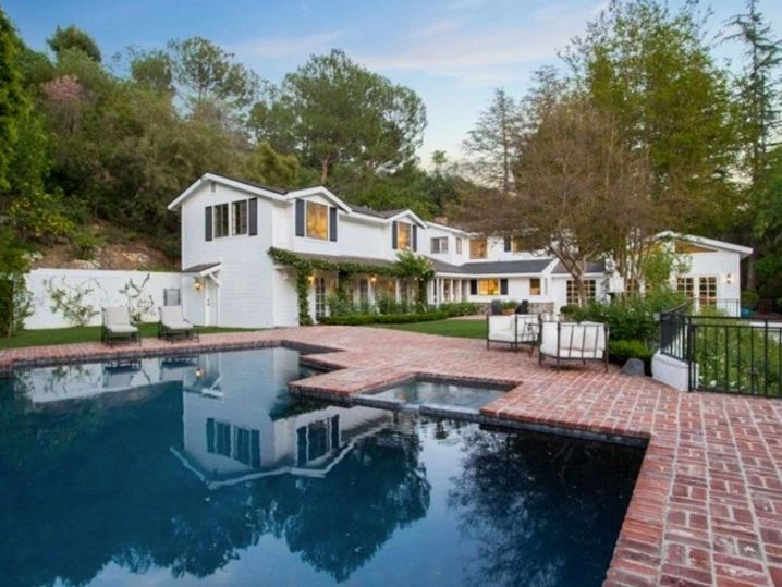 Kate Upton & Justin Verlander -- Score Massive Bev Hills Mansion ... Tennis, Anyone?