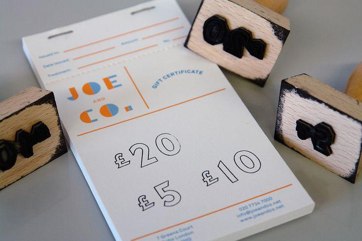 14: Joe and Co., London; Identity by Hyperkit   10 Inspiring Examples Of Small-Biz Branding   Co.Design: business + innovation + design
