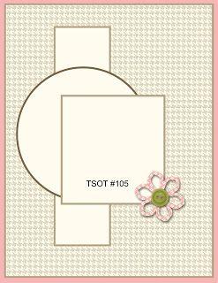 tsot card sketch #105