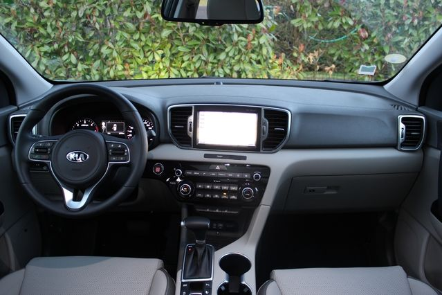 Essai - Kia Sportage 1.7 CRDi 141 ch DCT : l'incontournable boîte du moment ?