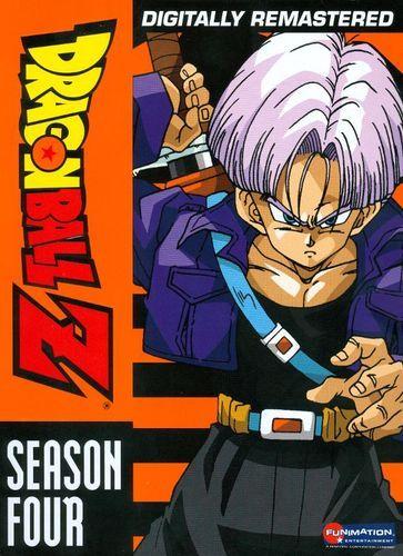 DragonBall Z: Season Four [6 Discs] [DVD]