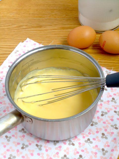 banketbakkersroom free recept. lekker in een broodje ,bladerdeeg bakje enz.