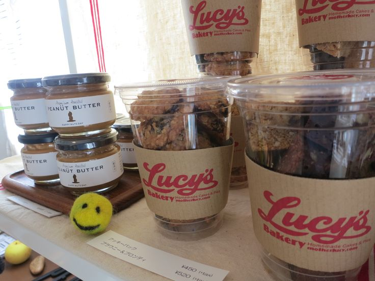 Lucy's Bakeryの焼き菓子がfringeに復活、即完売!