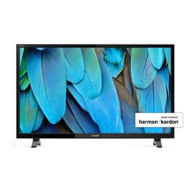 nice Téléviseur écran plat 123 cm LED SHARP LC-49CFE4042E - Castorama