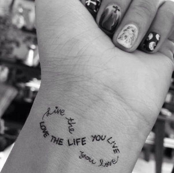 21 Infinity Sign Tattoos You Won T Regret Getting: Best 25+ Eternity Symbol Ideas On Pinterest