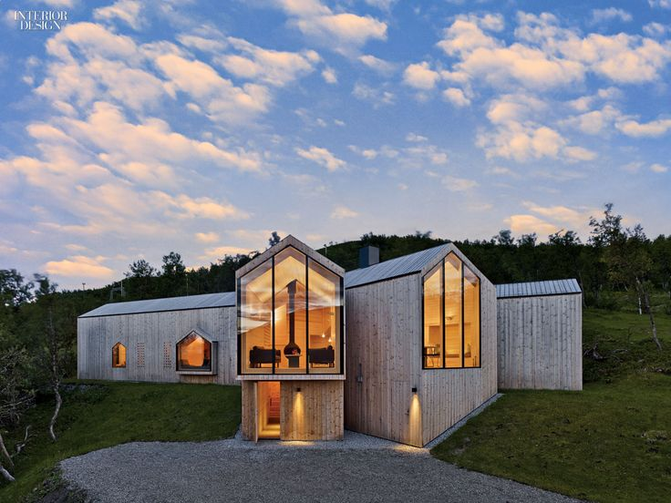Ski In Stroll Out Reiulf Ramstad Designs A House For All Seasons Norway