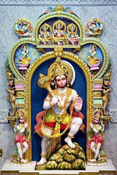 Everything About Lord Hanuman: Lord Hanuman Images