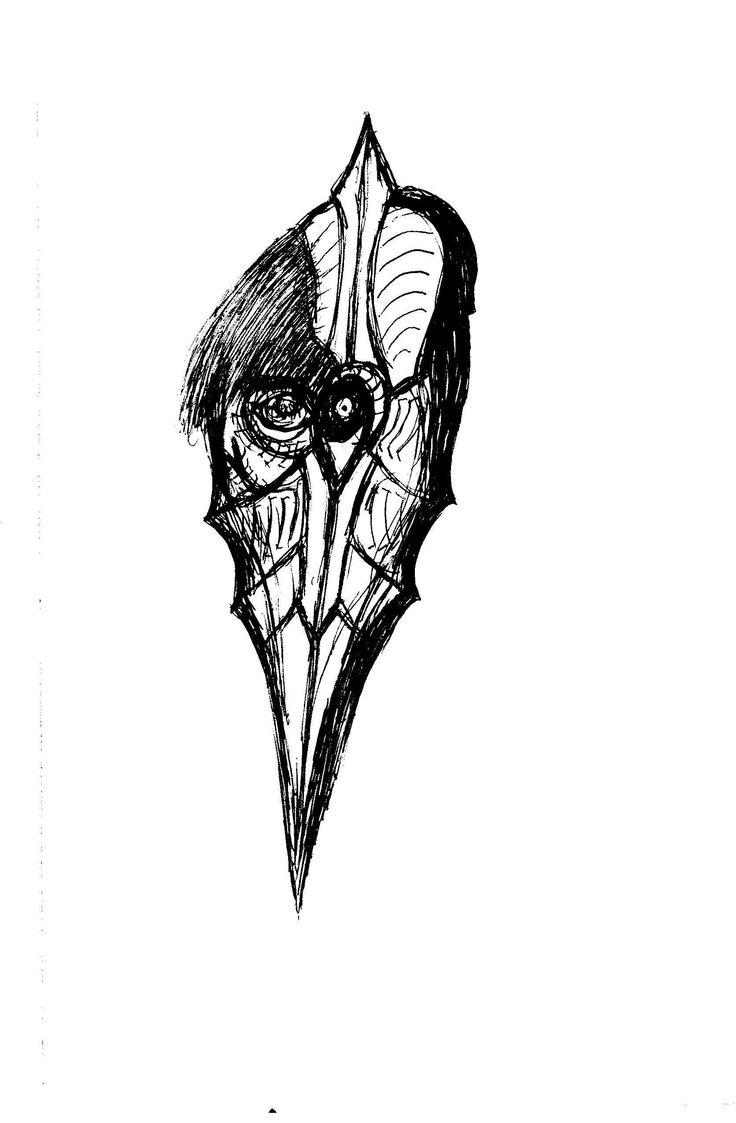 Kaneki Ken/Sasaki Haise centipede mask - Ver 2.0