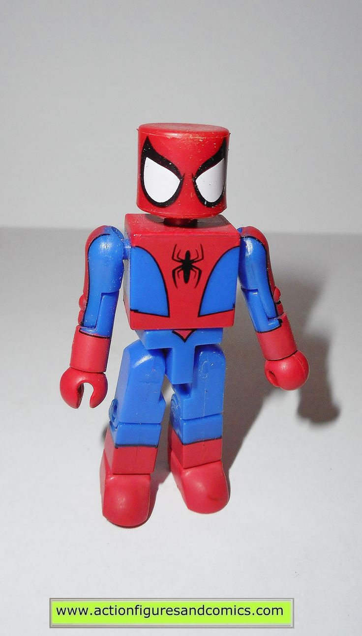 minimates ULTIMATE SPIDER-MAN art asylum marvel universe