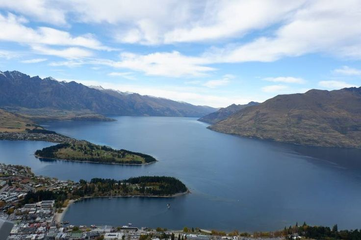 Queenstown , south nz