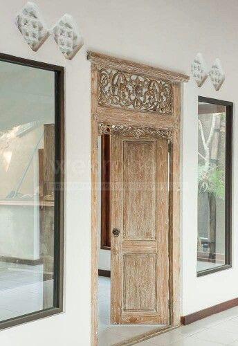 Door inPintu, Ubud - Bali