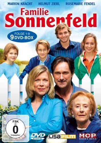 Familie Sonnenfeld: Marion Kracht, Helmut Zierl, Rosemarie Fendel