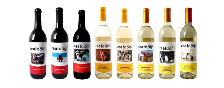 Short run digital printing makes these packaging labels possible. So lets showcase your pet too!: Real Dogs, Rescue Group, Gifts Ideas, Gift Ideas, Group Ideas, Wine Labels, Dogs Lovers, Pet Photo, Dogs Wine