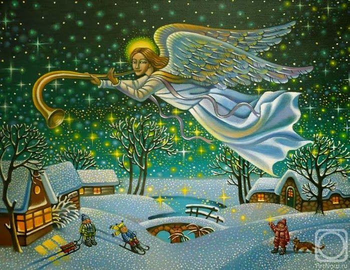 Логинова+Светлана.+Рождественская+сказка.+Белова+Ася.+Ангел.jpg (699×540)