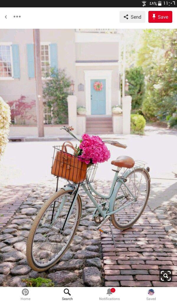 Pin De اليمن اصل العرب Em ا Bicicleta Retro Ilustracoes Florais Fundo Para Frases