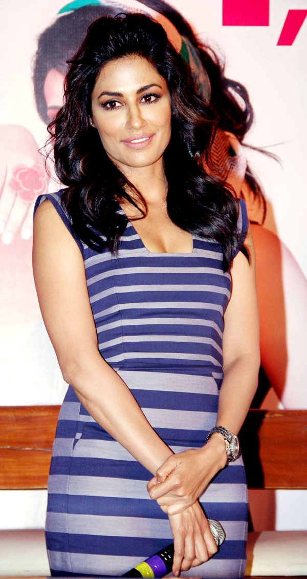 Chitrangada Singh at the press conference for 'I, Me Aur Main' #Bollywood #Fashion