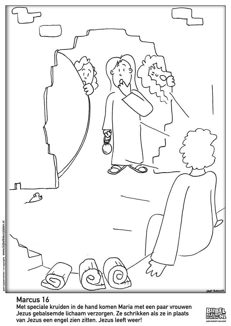 Zacharias In De Tempel Kleurplaat 67 Beste Afbeeldingen Over Bijbelse Kleurplaten Op