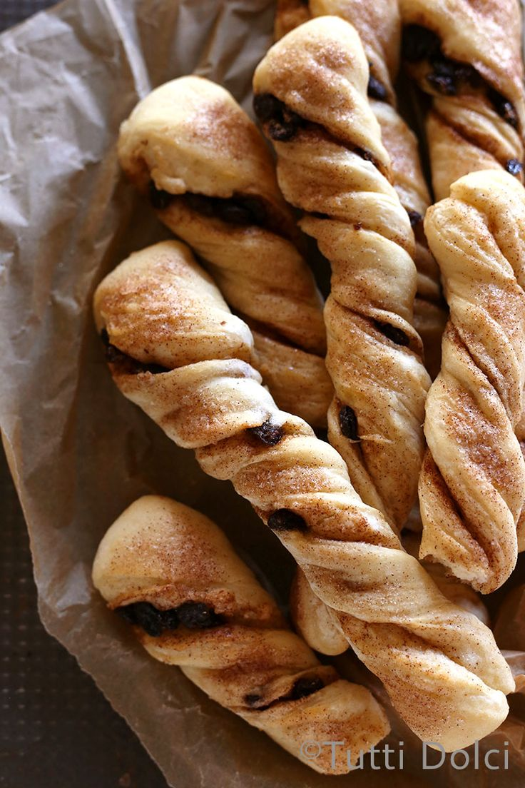 ... Twist Recipes, Tutti Dolci, Cinnamon Raisins, Sweet Bread, Raisins