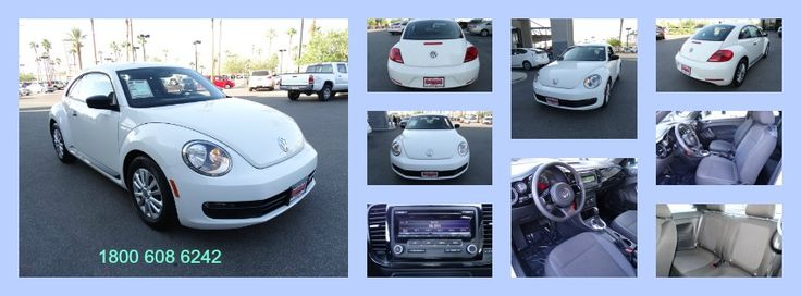Used car 2012 Volkswagen Beetle 2.5 L Entry Hatchback for sale, color white, transmission automatic, model Beetle, series 2.5, Make Volkswagen, year 2013, mile 36,360, Hill start Assist, Power steering, Traction Control, Tilt Wheel, Electronic Stability Control, AM/FM Stereo, ABS 4 Wheel, Dual Air Bags, Keyless Entry, side Air Bags, Air Conditioning, Head Curtain Air Bags, Power Windows, Daytime Running Lights, Power Door Locks, No Steel Wheels, Cruise Control, Alloy Wheels, Price: $ 13,995