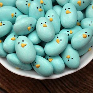9 Incredibly Cute Easter Crafts That You Can Eat After the Holiday Delectable Decorations