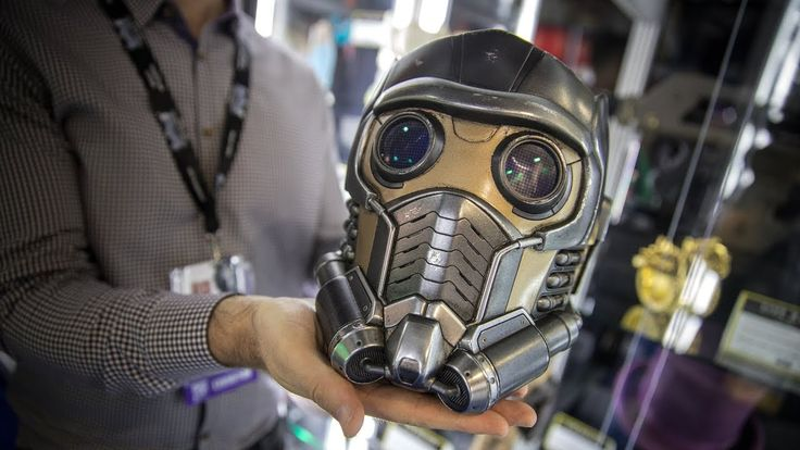 Starlord's Hero Helmet in Prop Store's Live Auction: Tested Starlord's Hero Helmet in Prop Store's Live Auction… More at hauntersweb.com