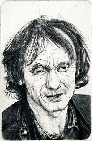 Arne Bendik Sjur. 1986 Portraits X, 1986.