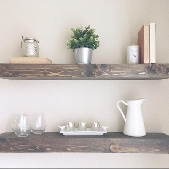 Floating Shelves – Bathroom Shelf – Kitchen Shelf – Wood Shelf – Wall Shelves – Home Decor – Floating Shelf – Modern Shelf