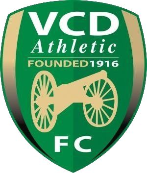 VCD Athletic of London crest.