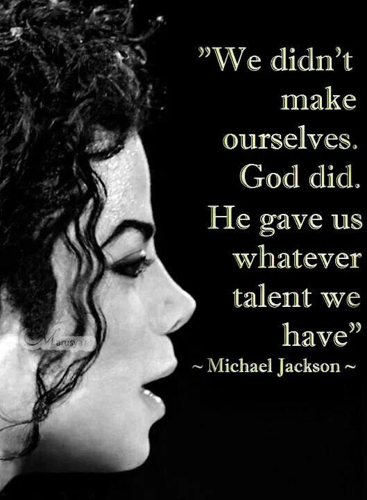 Michael Jackson was very talneted and will forever live in my heart...  My Damn LOVE ++++