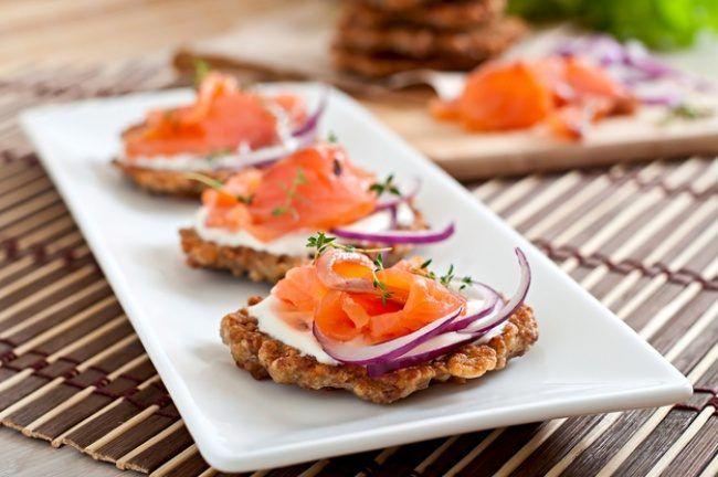 5 великолепных закусок для праздничного стола