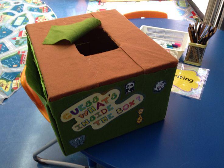 Gusseing box!
