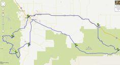 Road Trip Planner | Custer Park | Badlands | Rushmore | South Dakota