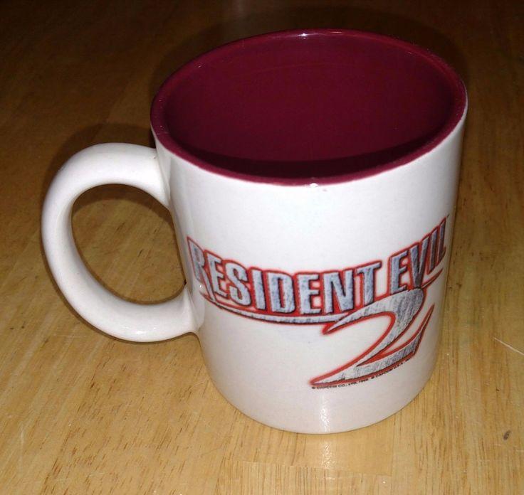 Anyone remember #ResidentEvil 2? Here's an #official #coffee #mug from #Capcom! @Capcom_Unity #residentevil2 #biohazard #playstation @ps CAPCOM CAPCOM Germany Capcom Vancouver Capcom UK Capcom France Capcom Unity Brasil Nintendo #videogame #game #gaming #videogames #games