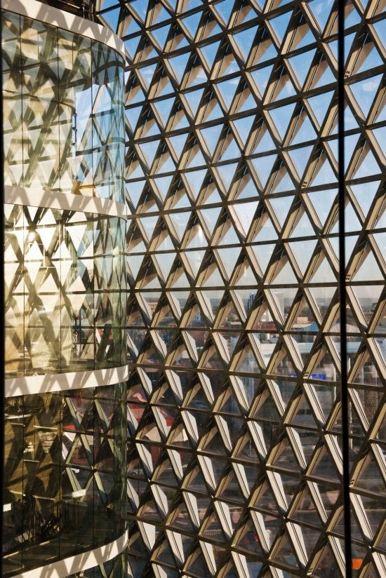 South Australian Health and Medical Research Institute by Woods Bagot I Like Architecture