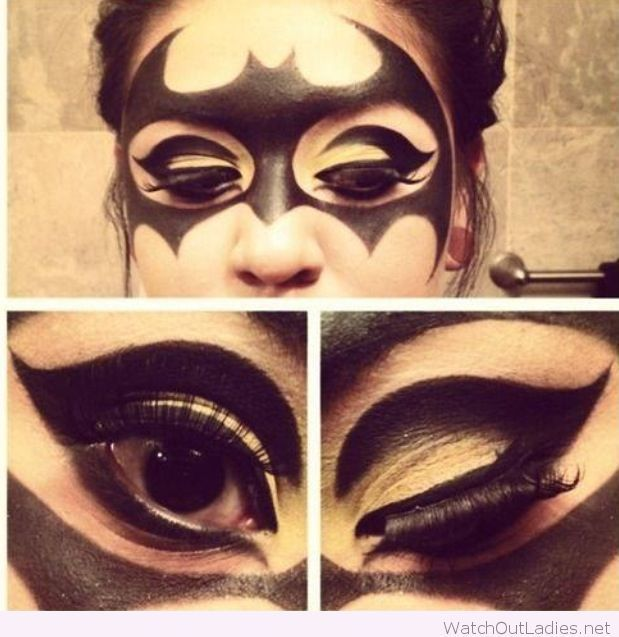Batman mask for girls