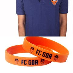FC Goa 2015 – Smart Pack Bundle (Polo + Silicon Band) #Goa #TheFanStore #ISL #India #football #sports #Tshirt #gaon #Goa #IndianFootball