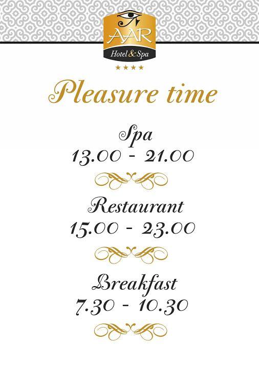 Pleasure time in Aar hotel & Spa. www.aarhotel.gr #Spa #Restaurant #Breakfast #Aarhotel #Boutiquehotel #Ioannina