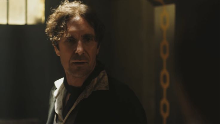 Watch the Eighth Doctor Totally Nail the Twelfth Doctor's Epic Doctor Who Speech