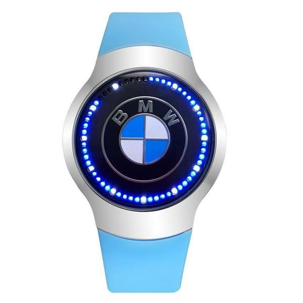 This is The MUST-HAVE watch for every BMW Owner And Fan! The perfect gifts for them! It has a Cool Unique view and LED Display. It is also Waterproof! NORMALLY