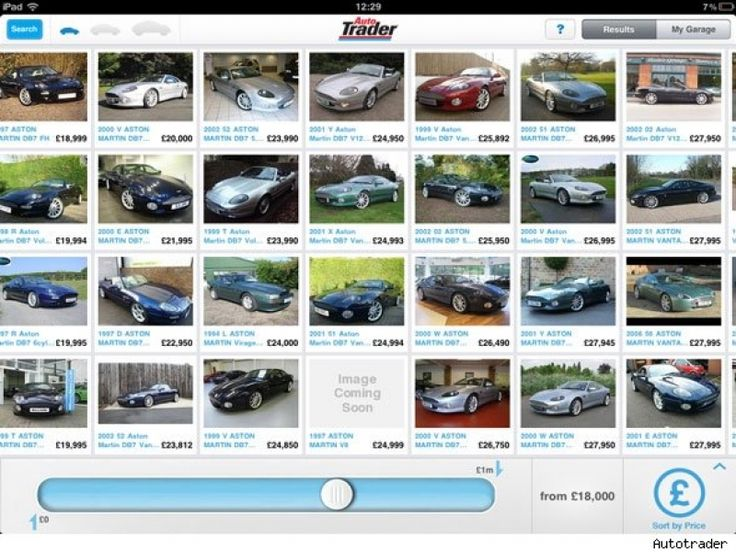 Autotrader Uk The Best Motoring Apps For Ipad   Aol Cars Uk