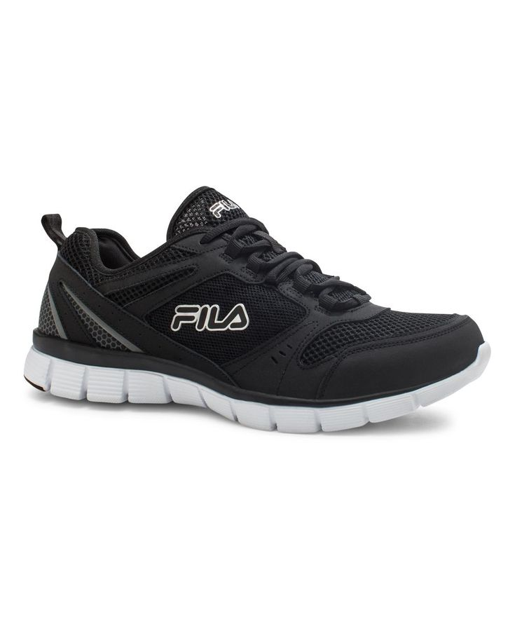 Black & Chrome Silver Memory Deluxe SE Runing Shoe #CheapMemoryFoam