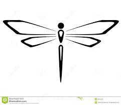 Imagini pentru dragonfly drawing