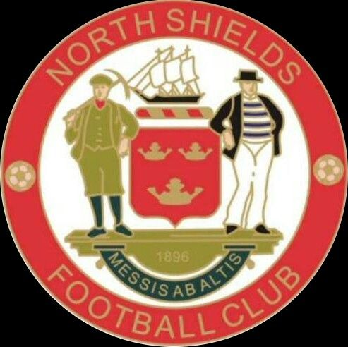 North Shields FC crest.