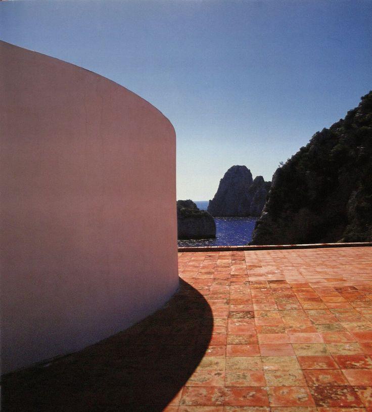 Adalberto Libera | Casa Malaparte