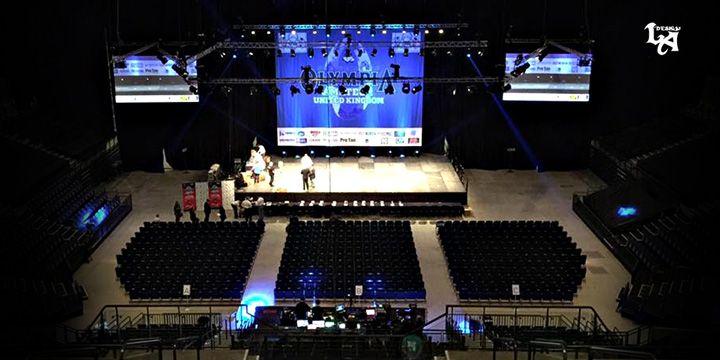 Risultati e vincitori Olympia Amateur United Kigdom svoltosi il 31 Ottobre e 01 Novembre a Liverpool presso Echo Arena. Accanto al bodybuilding maschile tradizione, la versione amatoriale comprende anche le categorie men's classic bodybuilding, men's physique così come le categorie femminili bodyfitness e bikini-fitness. #iafstore #bodybuilding