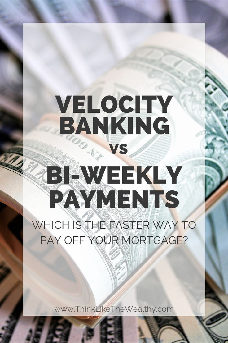 Learn Which Is The Faster Way To Pay Off A Mortgage Between Using The Velocity Banking Strategy Vs Sending In Bi We Financial Strategies Debt Solutions Banking