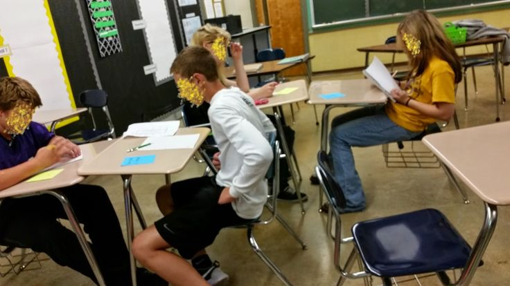 teaching speed dating activity