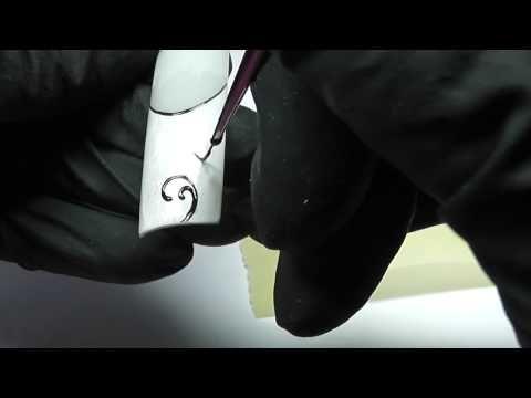Goldguss Technik mit First Gel - YouTube