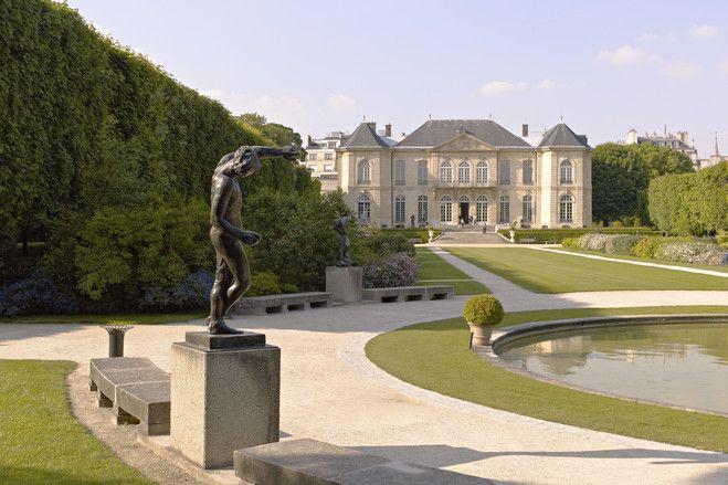A Statuesque Makeover for Paris's Rodin Museum - WSJ